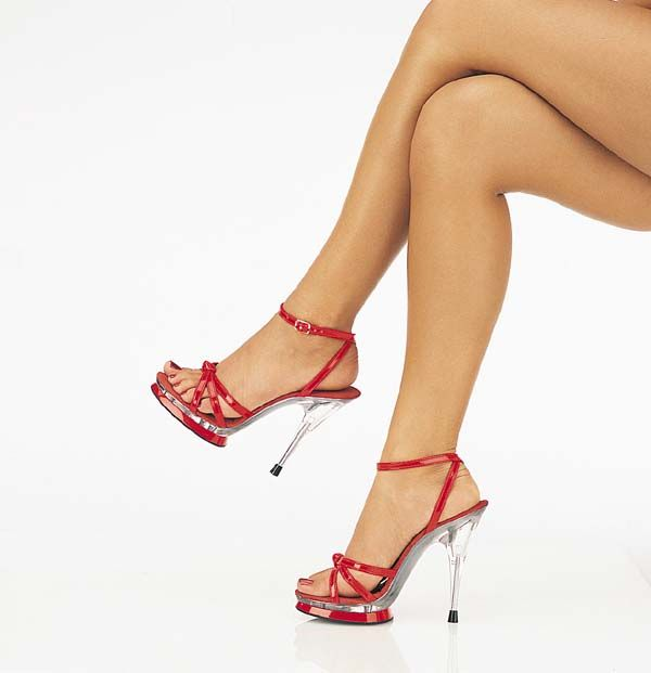red sexy shoes | Top red hot shoes for every type of woman: | Red ...