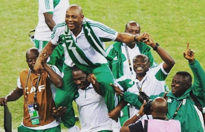 The Football Star Took To His Ig Page To Mourn Stephen Keshi Who