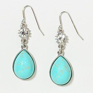 world market has the cutest cheap jewelry..$10 i think so!!