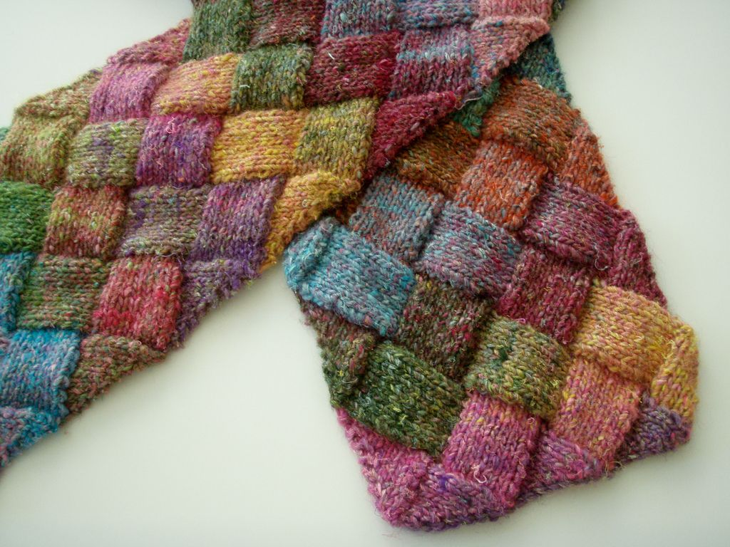 Entrelac scarf scarf patterns ravelry and crochet bankloansurffo Gallery