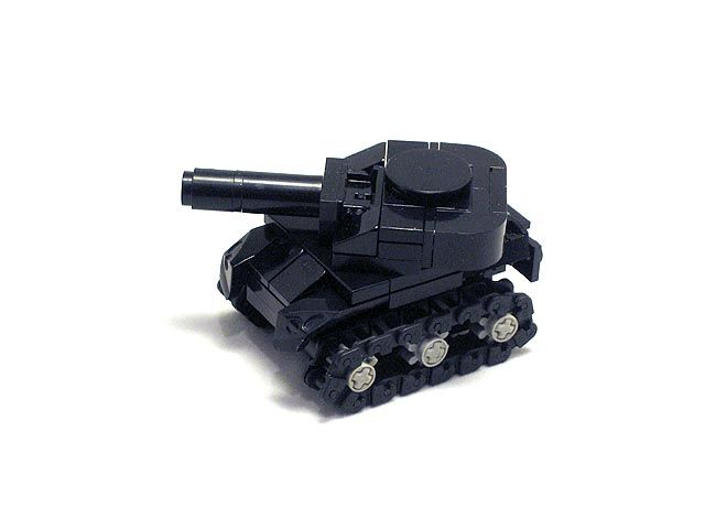 Mini T1 Tank With Instructions Special Lego Themes Elias