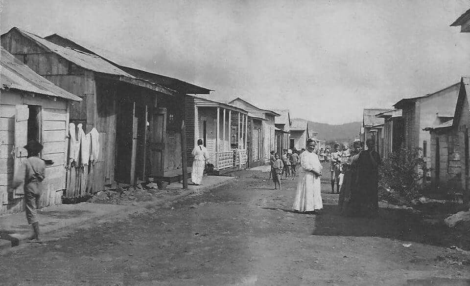 Calle Palma, Cayey,PR (1910)