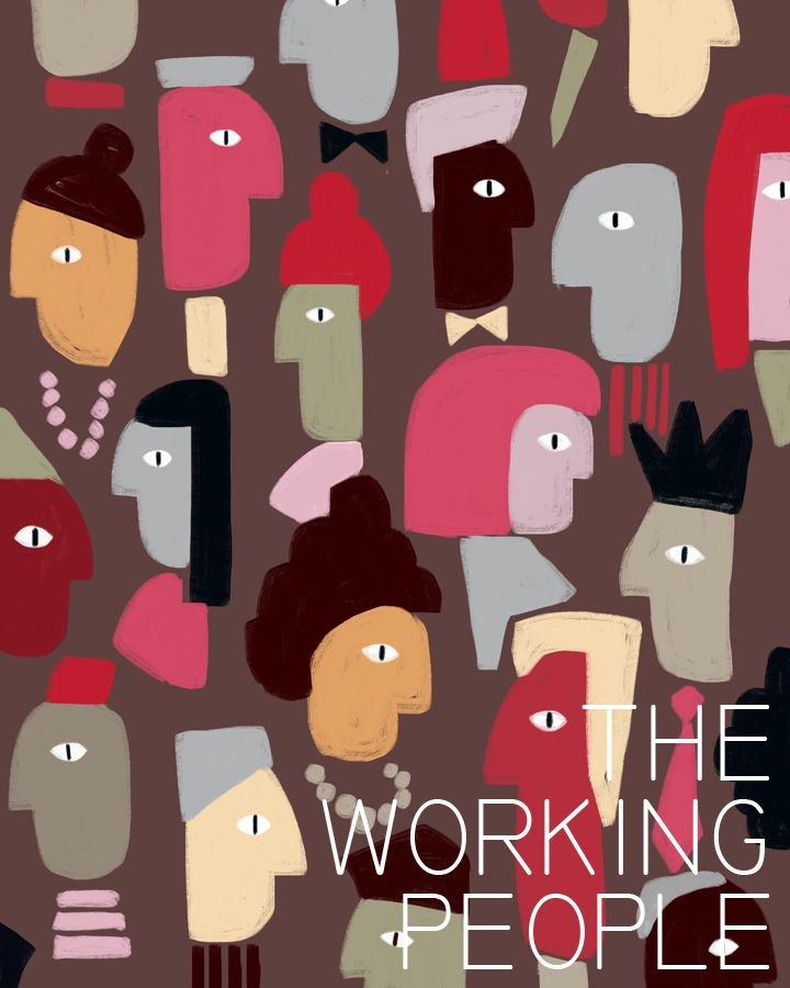 Ophelia Pang: THE WORKING PEOPLE