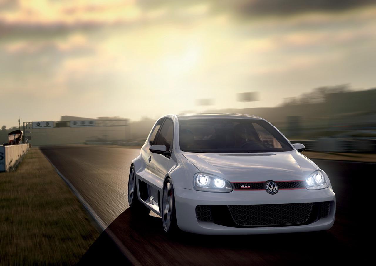 Volkswagen Golf GTI Wallpapers