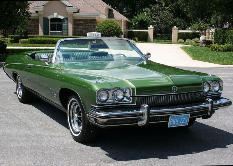 1973 Buick Centurion Convertible | MJC Classic Cars | Pristine Classic Cars For …