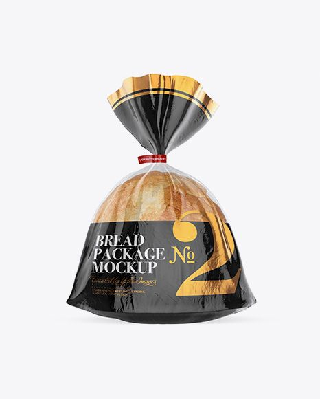 Download Glossy Transparent Bread Package With Clip Mockup In Packaging Mockups On Yellow Images Object Mockups Free Packaging Mockup Mockup Free Psd Free Psd Mockups Templates