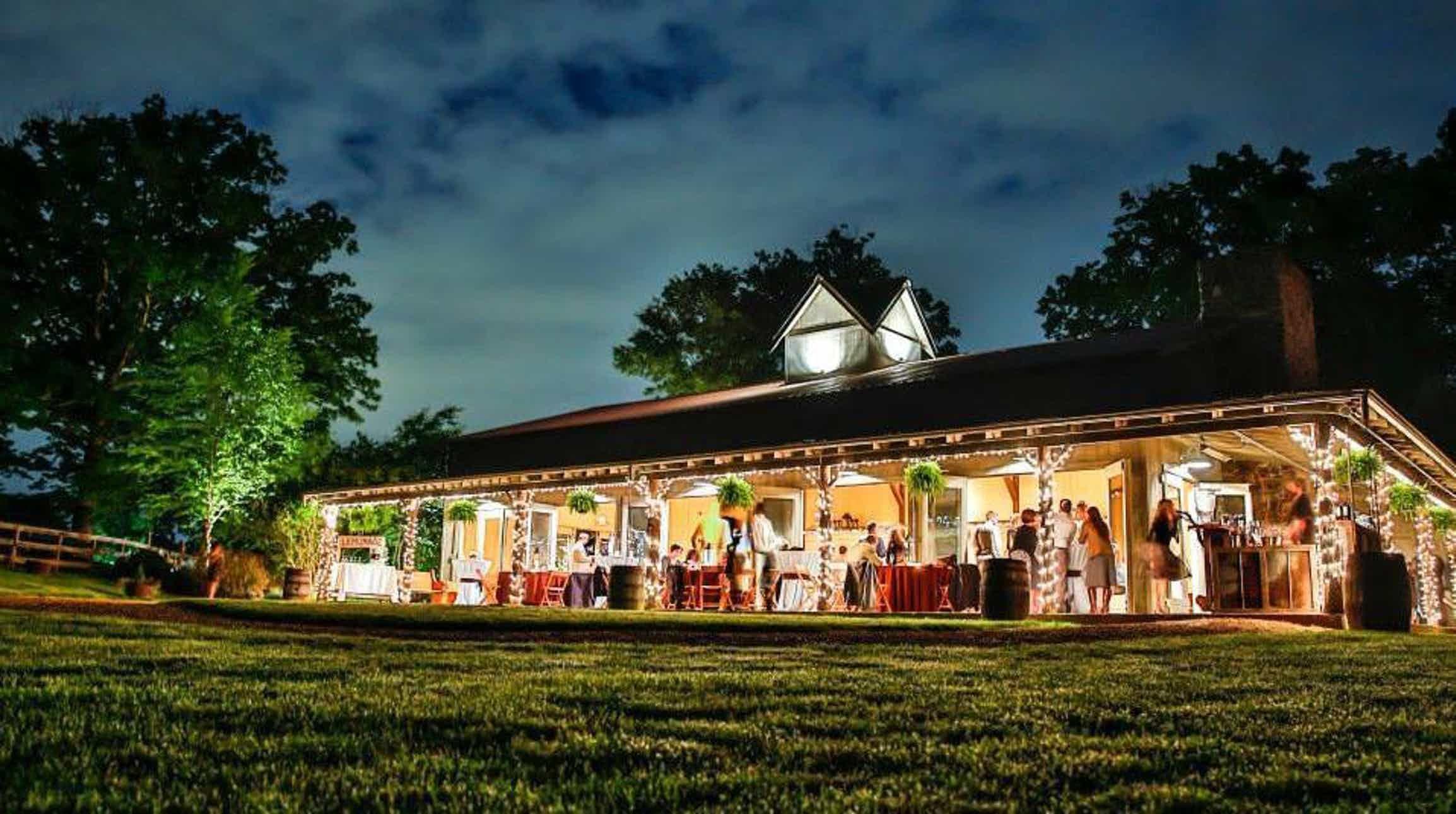 The Farm, A Gathering Place Weddings Asheville Wedding