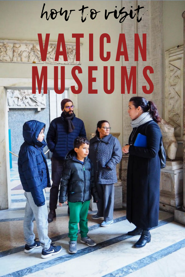 How To Tour The Vatican With Kids
