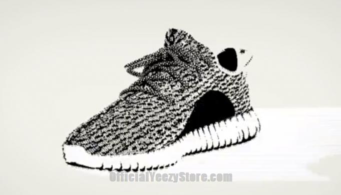 kanye west, l 'edizione limitata spinta 350 scarpe adidas yeezy frusta