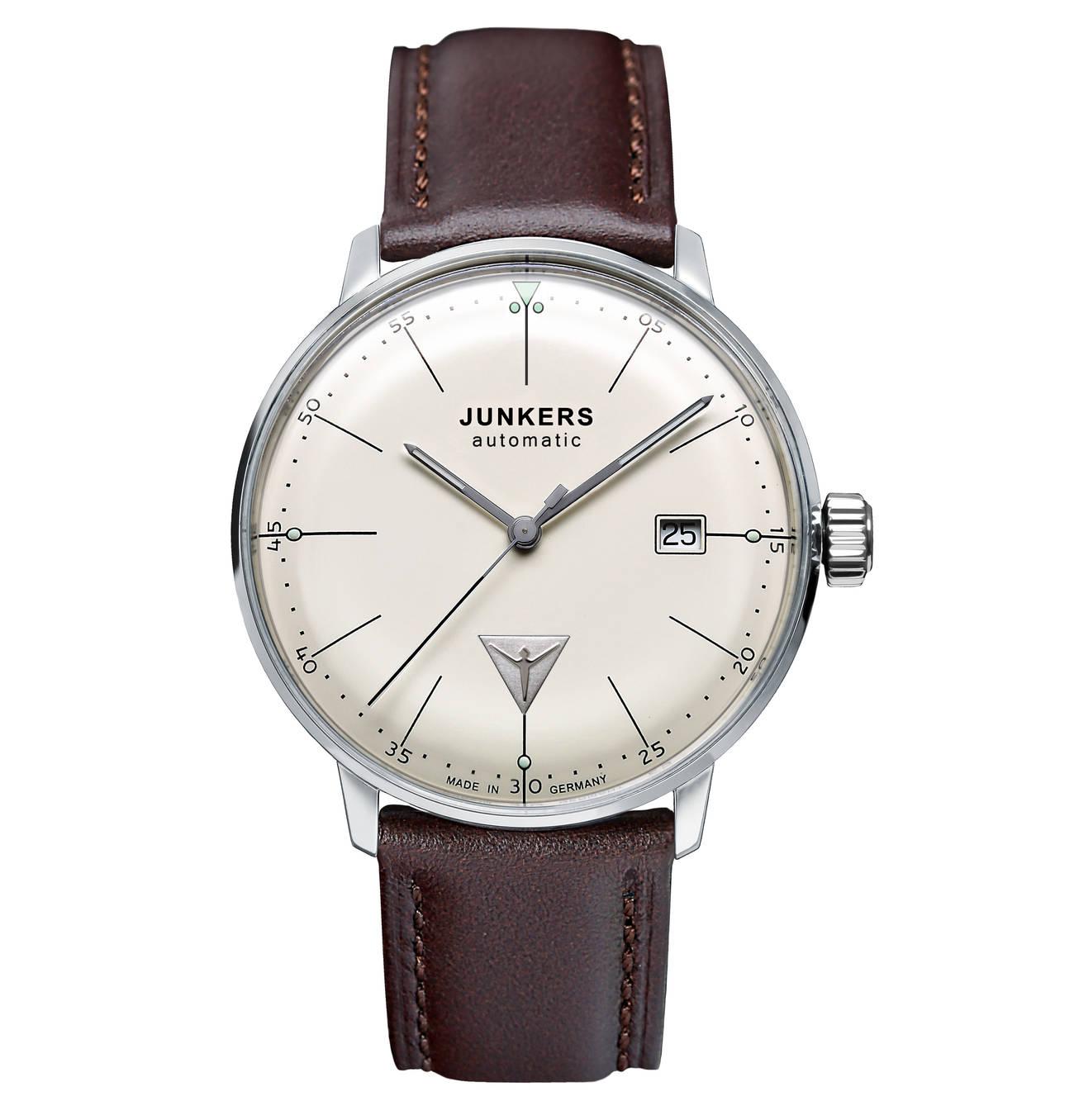 """Herrenuhr """"Bauhaus"""" 60505, Automatik Uhren herren"""