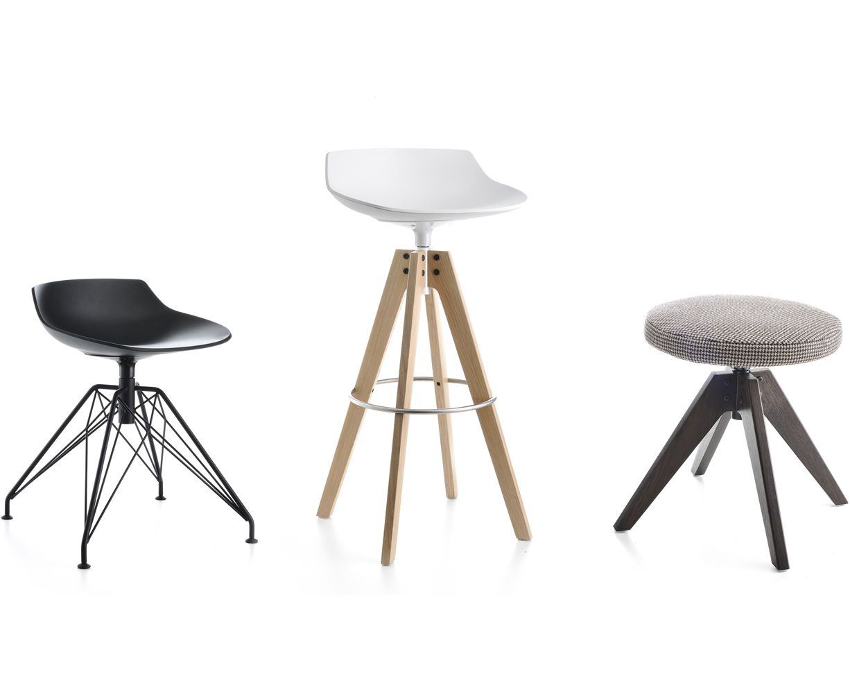 Sgabello Framar ~ Comwell by hay revolver stool from wh hay www.hay amsterdam.com