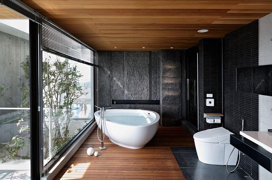 Baño moderno mi casa Pinterest Baño moderno, Baño y Moderno - diseos de baos