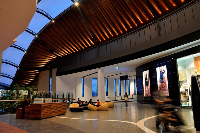 Highpoint Shopping Centre by Electrolight Lighting