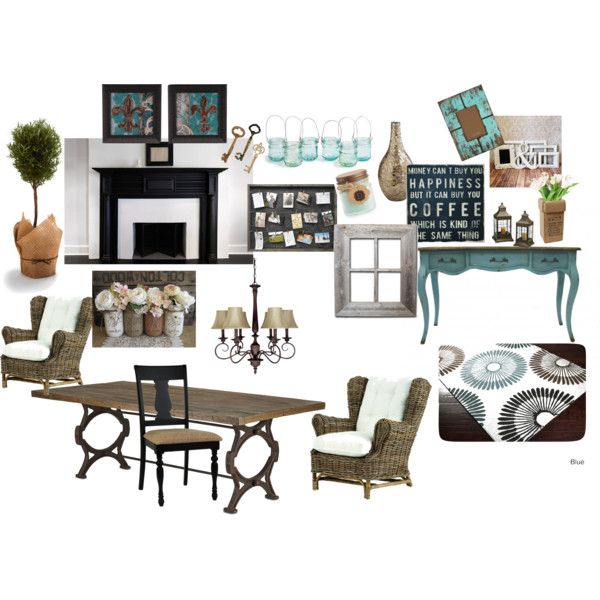 everything i would want for my family dining room :)