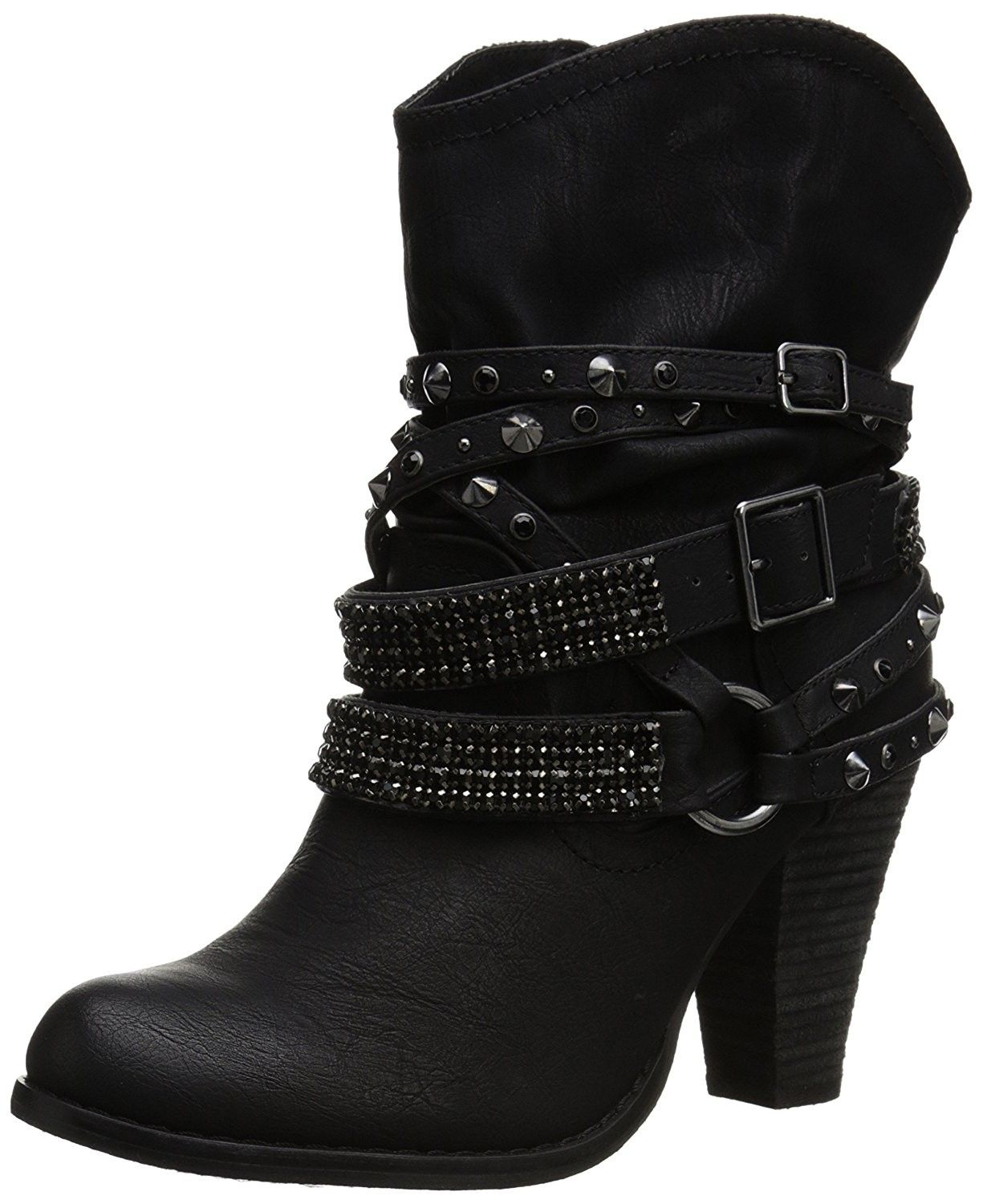 Women's Swanky Boot - Black - CO11U0N4V13