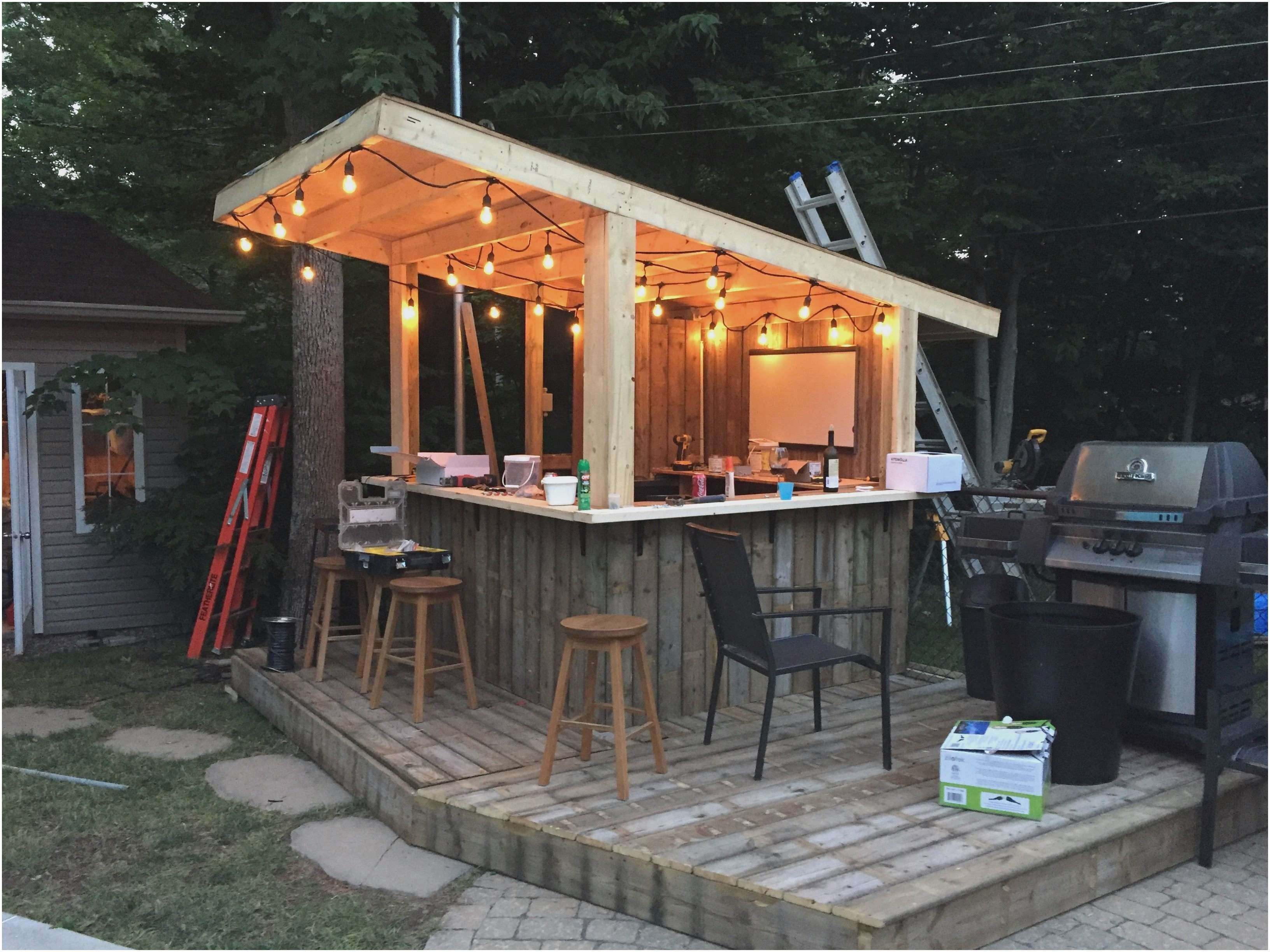 Backyard Bar And Grill Ideas