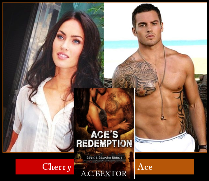 Casting for Ace's Redemption by A.C. Bextor