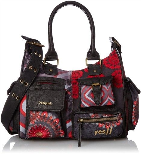 bols london medium new red accessoires desigual 57x52g1