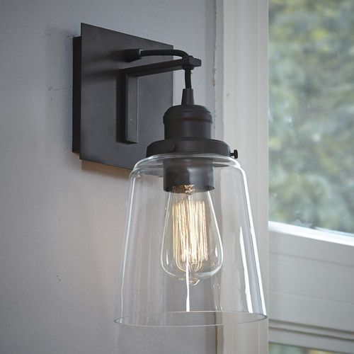 Found it at Wayfair - Phillips Wall Sconce