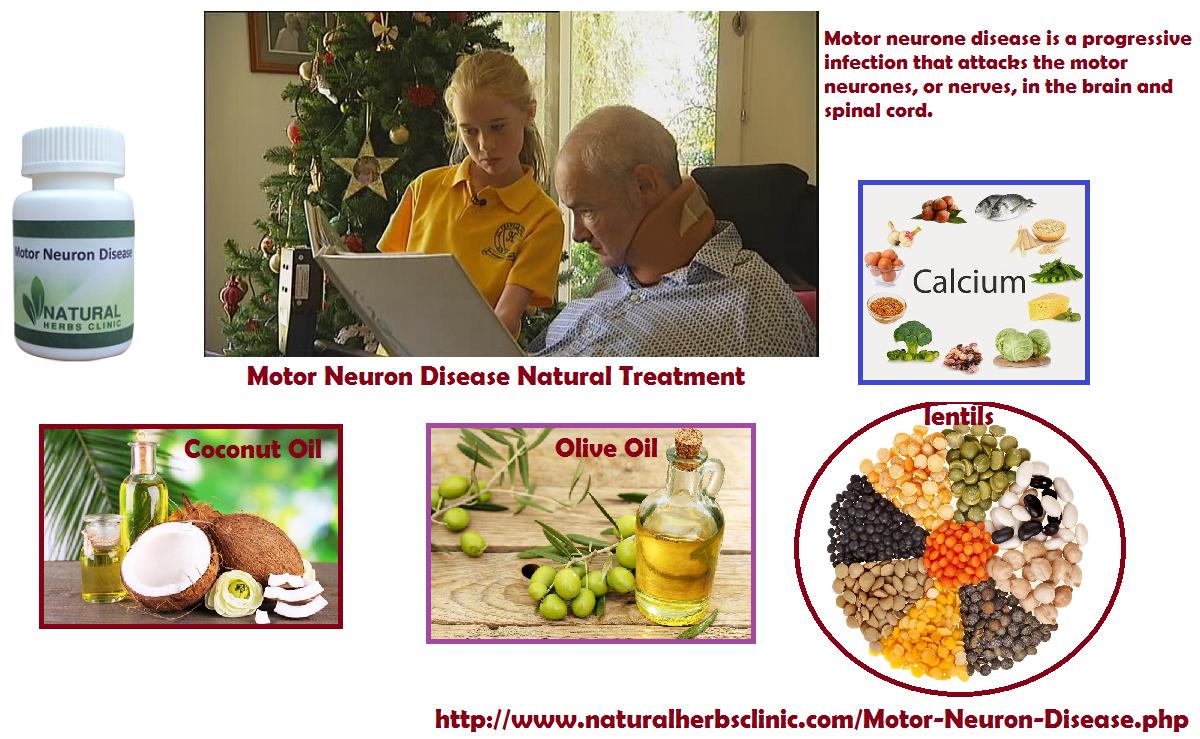 Motor Neuron Disease Herbal Treatment