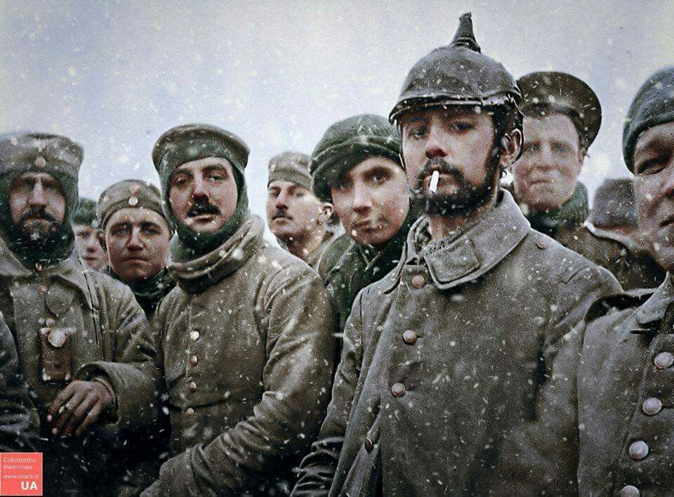 The Christmas Truce, 1914   World war, Christmas truce, World war one