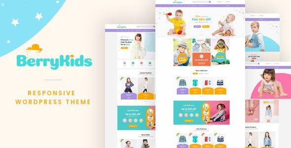 Download BerryKid v1.1 - Baby Store WooCommerce WordPress Theme ...
