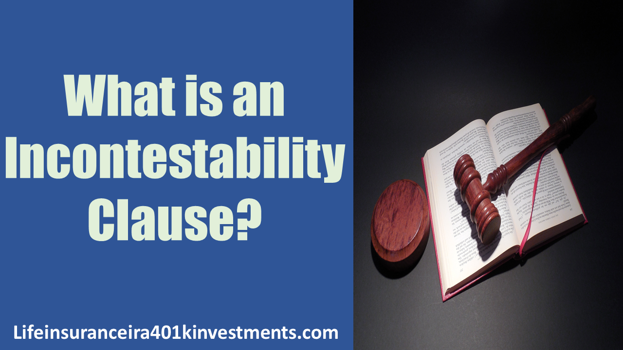 Pin On What Is An Incontestability Clause