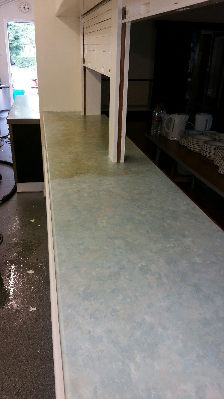Before our kitchen deep cleaning service - see our website for more ...