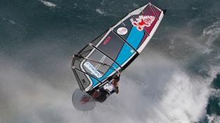 Tushingham windsurf sails