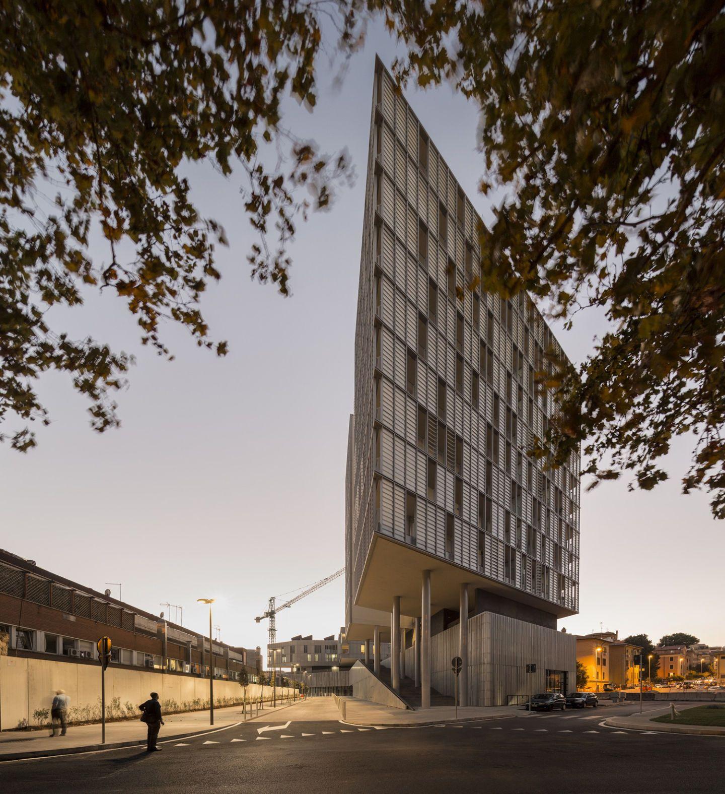 Labics, Fernando Guerra / FG+SG · Città del Sole. Roma · Architettura italiana