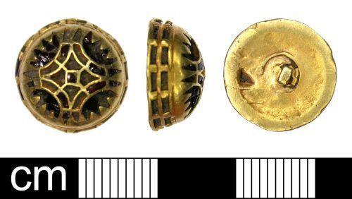 Anglo-Saxon, Nottinghamshire, UK