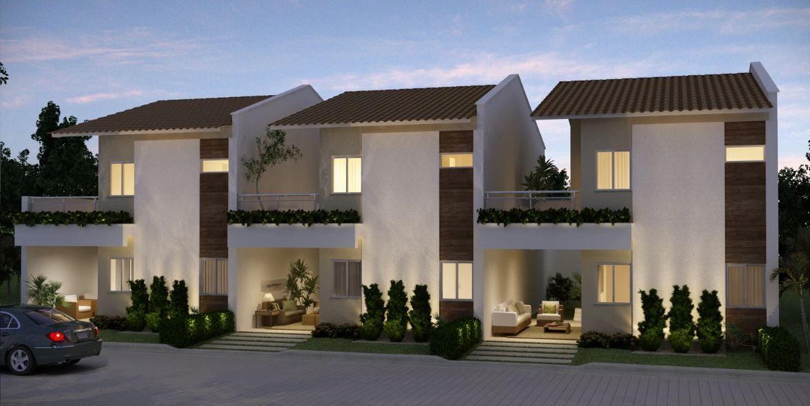 Resultado de imagen para fachadas de casas pequeñas y bonitas ...