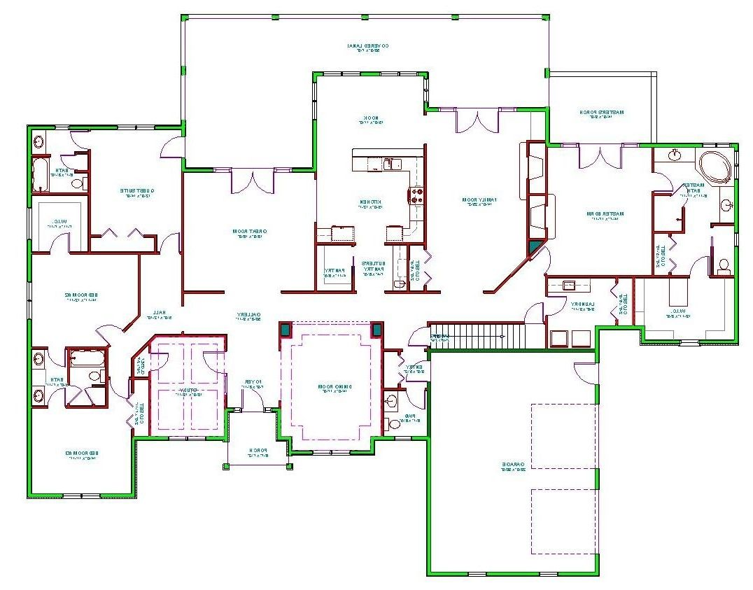 floor plans one level throughout excellent split plan for duplex floor plans one level throughout excellent split plan for duplex house