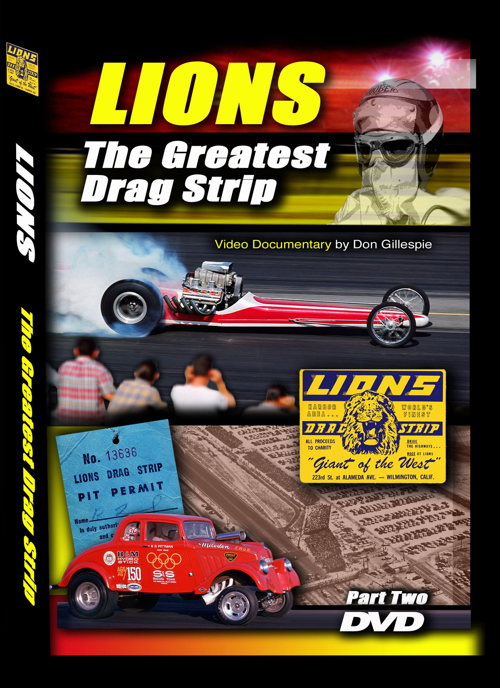 Nostalgia Drags Historical Racing Film Drag Racing Videos