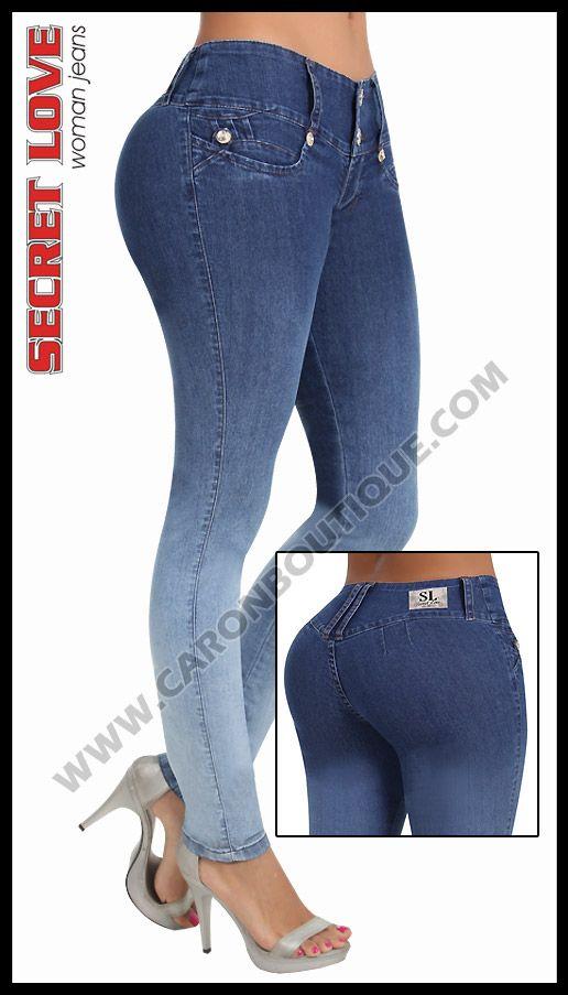 Jeans Levanta Cola Nueva Coleccion Ska Studio Jeans De Moda Estilo De Pantalones De Vaqueros Pantalones De Moda