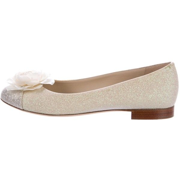Pre-owned - Glitter flats Chanel tdtQuh