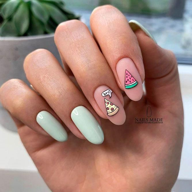 35 Fall Nail Art Designs You'll Love