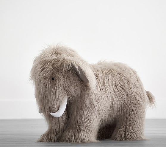 Woolly Mammoth Jumbo Nursery Plush Baby Sleep Problems