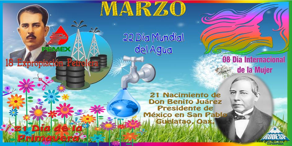 Periodico mural marzo por una mejor educaci n for Como organizar un periodico mural