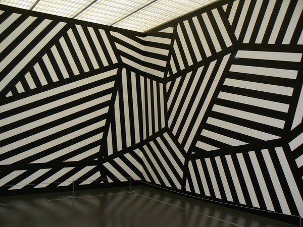 16 Sol Lewitt Centre Pompidou Metz Envers Pinterest