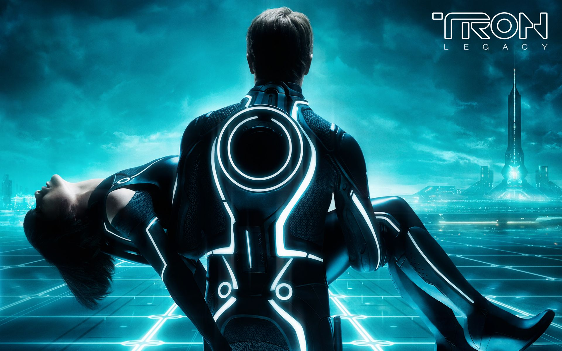 Tron Legacy Wallpaper Tron Legacy Tron Legacy Tron Hackers Movie