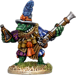 Sneaky Piddlepong Mercenary Orc Character. Goblins, Orcs, Ogres ...