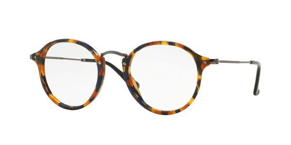 Lunettes de vue Ray-Ban RX2447V 5492 Ecaille Bleu - Sale! Up to 75% OFF!  Shop at Stylizio for women s and men s designer handbags, luxury  sunglasses, ... 38a3066c8595