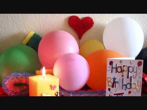 Geburtstagslied Alles Gute Zum Geburtstag Herzlichen Gluckwunsch