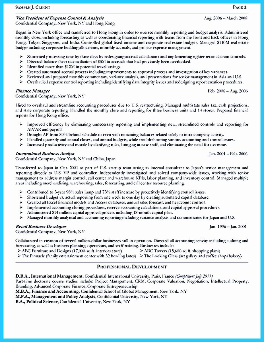 Entry Level Data Analyst Resume Fresh Cool Credit Analyst Resume Example From Professional Business Analyst Resume Resume Examples Good Resume Examples
