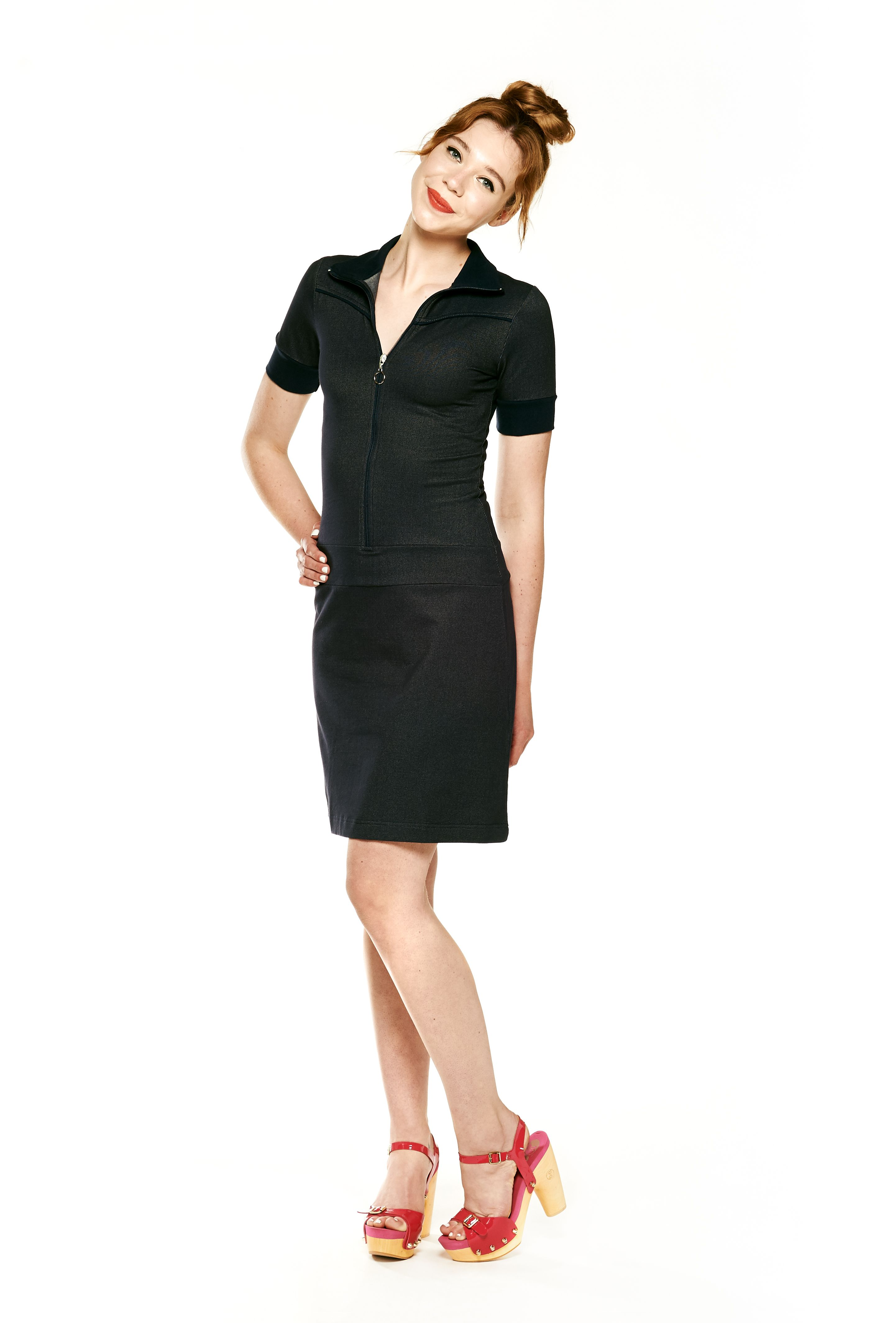 1c6913e62acc0a Tante Betsy dress Vera Denim
