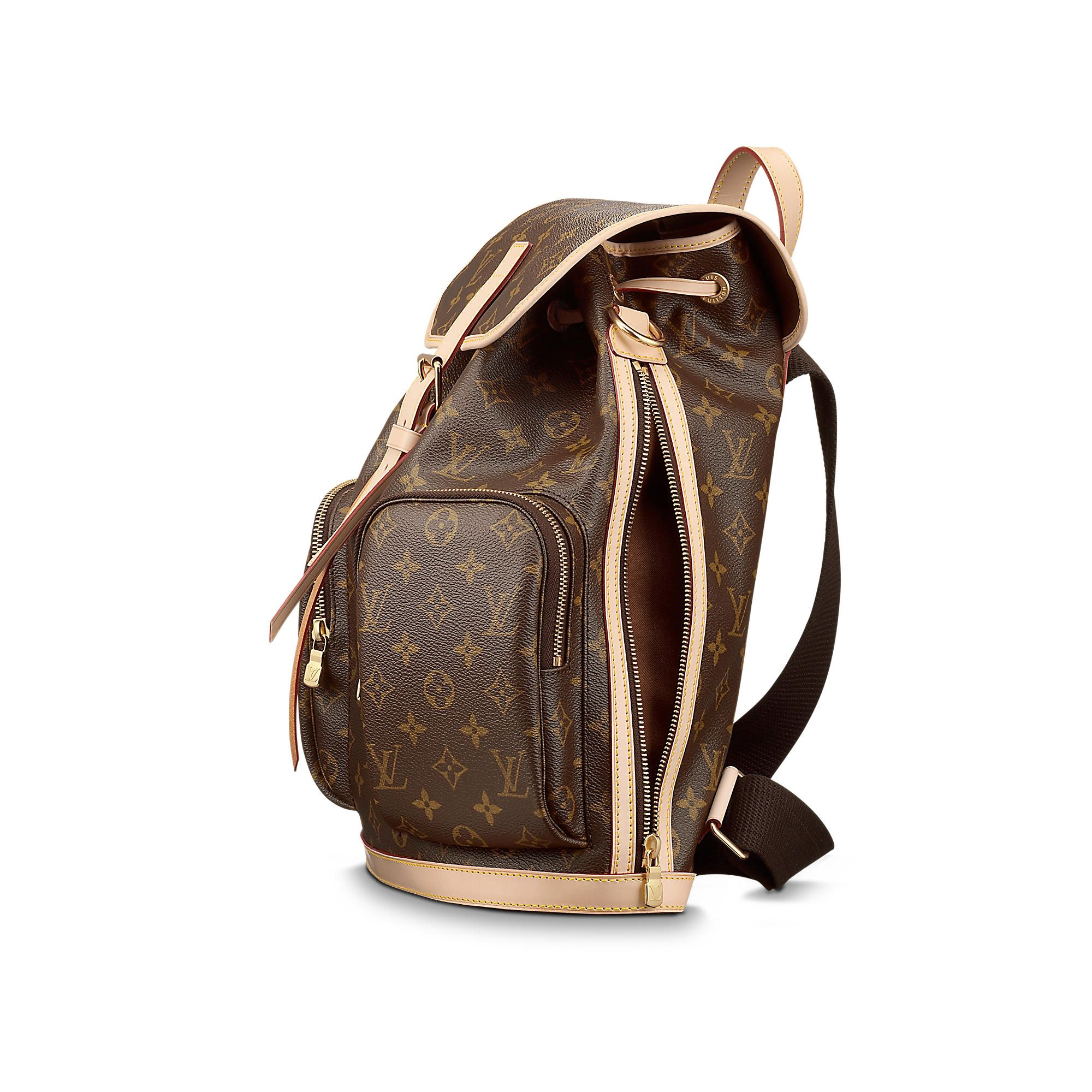 Louis Vuitton Bosphore Backpack Monogram Canvas replica bagswhere to buy louis  vuitton