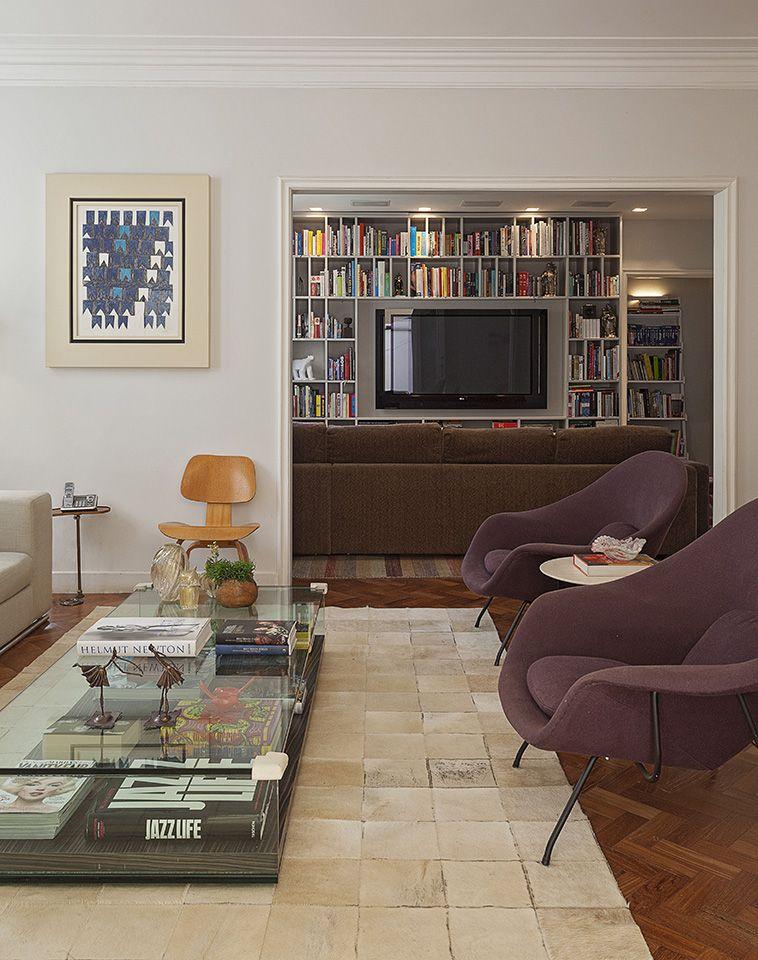 Residência Lourdes_ Sala de Estar