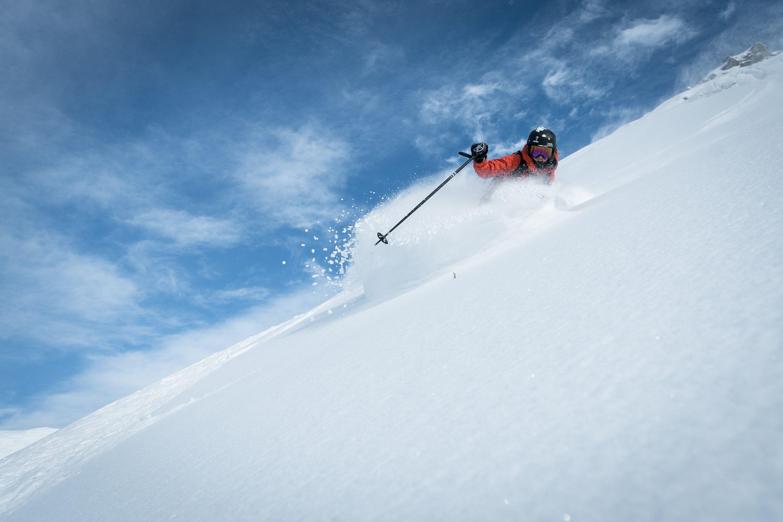 Our Friend Elisabeth Gerritzen In Fresh December Pow Peakperformance Friends Skiing Freeskiing Snow Skiing The Great Outdoors Jackets For Women