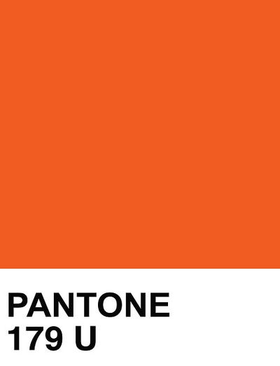 Pantone Solid Uncoated 179 U Pantone Color Swatches Pantone Color
